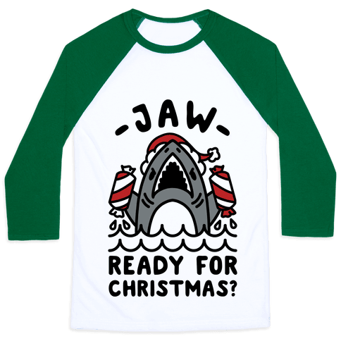 Jaw Ready For Christmas? Santa Shark