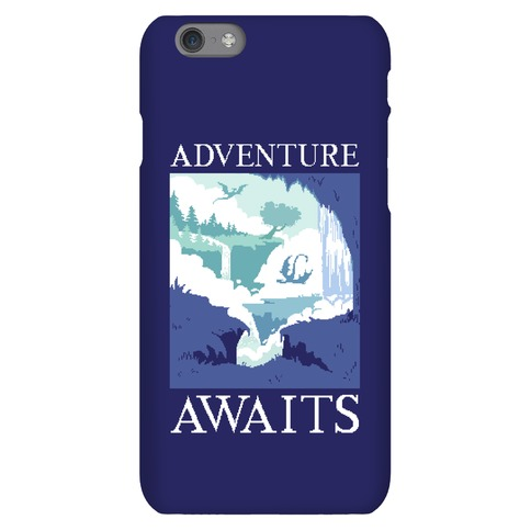 Adventure Awaits Phone Case