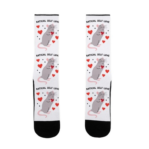 Ratical Self Love Sock