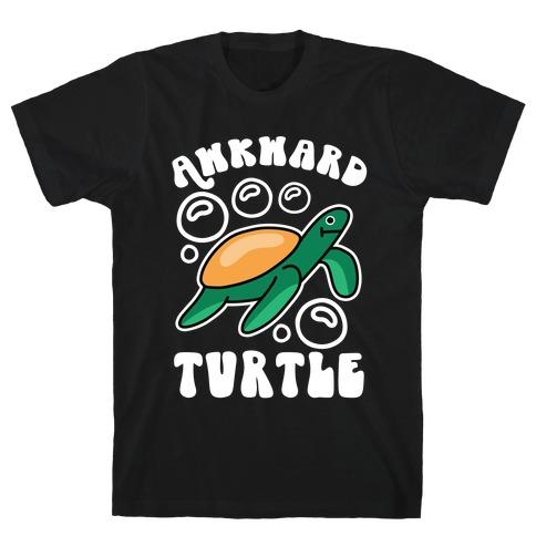 Awkward Turtle T-Shirt