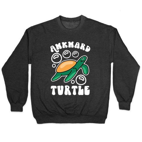 Awkward Turtle Pullover