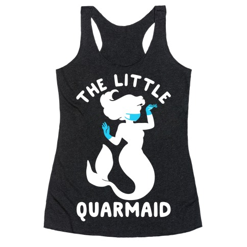 The Little Quarmaid Racerback Tank Top