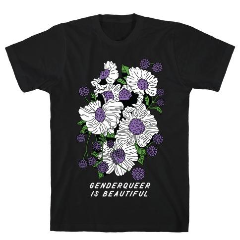 Genderqueer is Beautiful T-Shirt