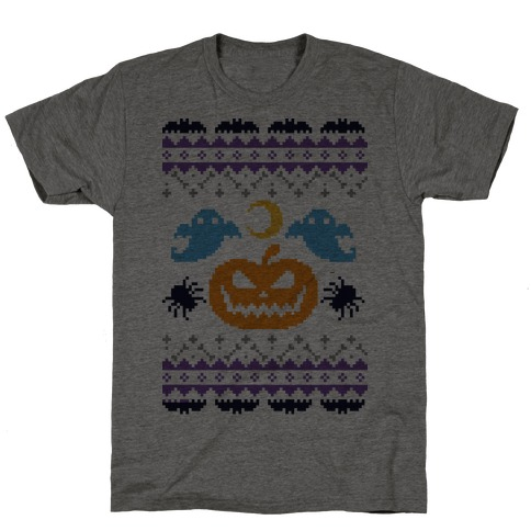 Ugly Halloween Sweater T-Shirt