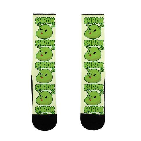 Shrok Sock