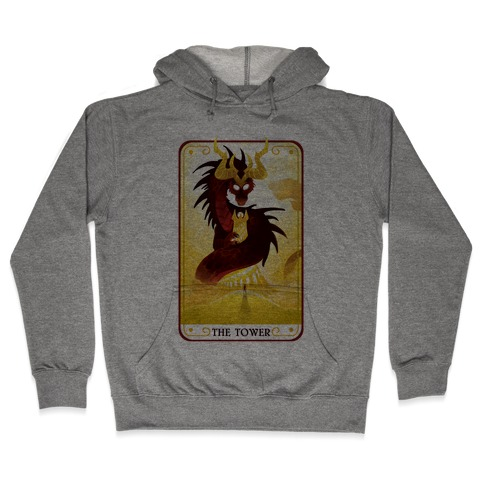 The Tower Hooded Sweatshirt
