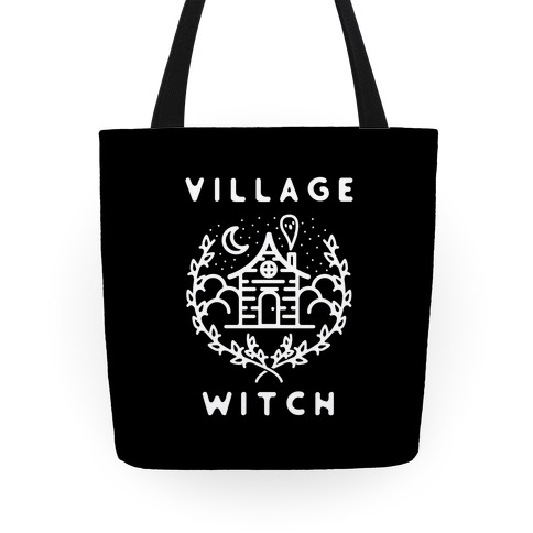 Village Witch Tote