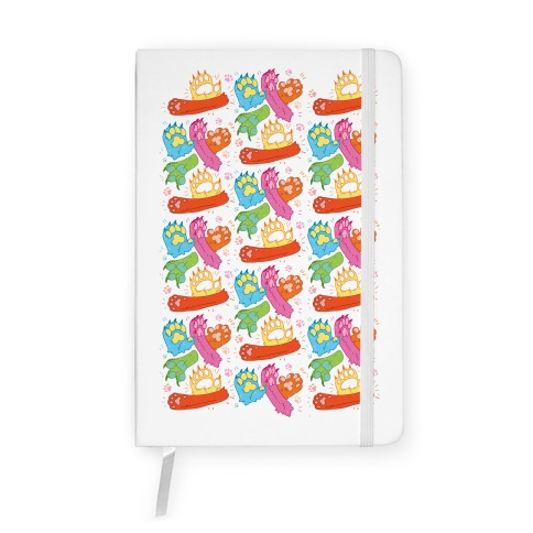 Furry Beans Notebook