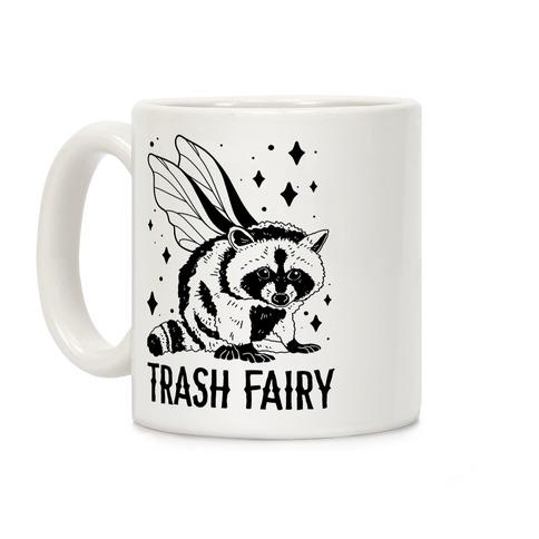 Trash Fairy Coffee Mug