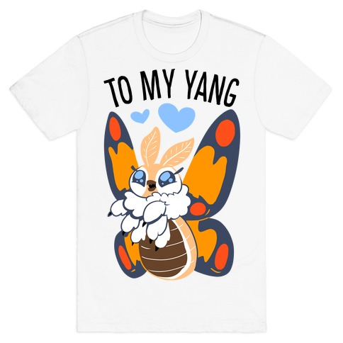 You're The Yin To My Yang (Mothra) T-Shirt
