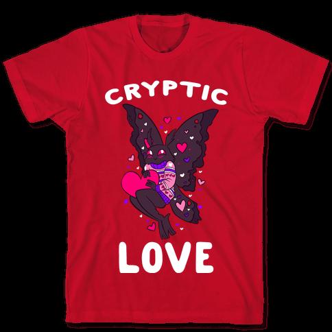 Cryptic Love Mens/Unisex T-Shirt