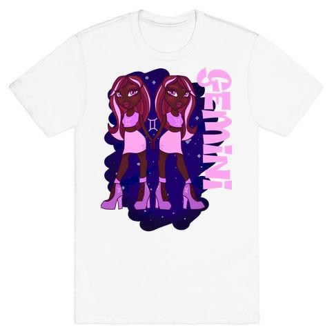 Zodiac Dollz: Gemini T-Shirt