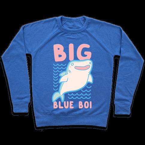 Big Blue Boi - Whale Shark Pullover