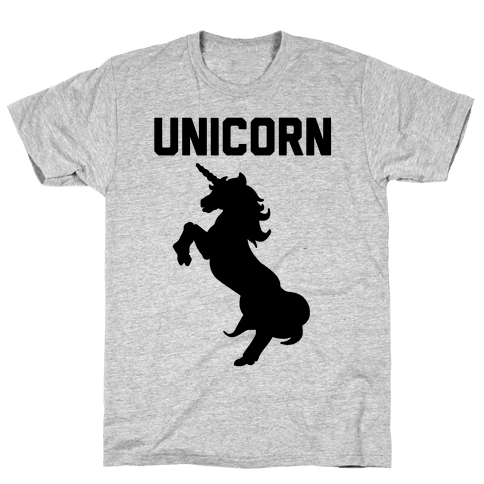 Unicorn Sisters Pair 1 Mens T-Shirt