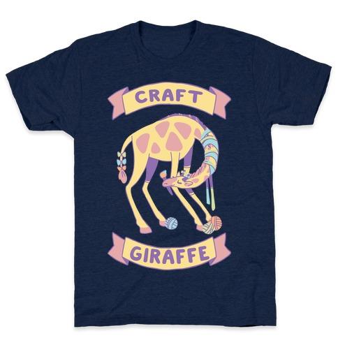 Craft Giraffe T-Shirt