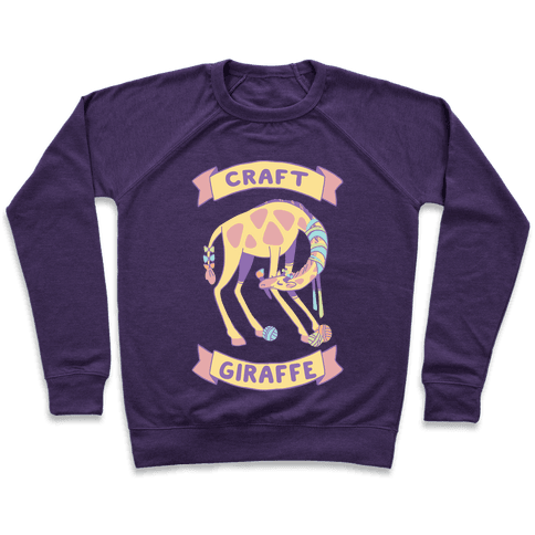 Craft Giraffe  Pullover