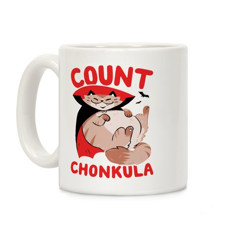 Count Chonkula Coffee Mug