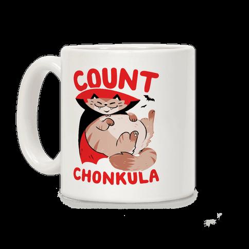 Count Chonkula Coffee Mug