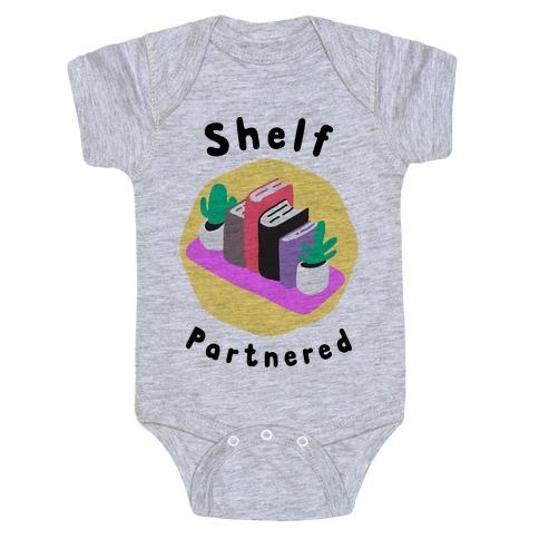 Shelf Partnered  Baby Onesy