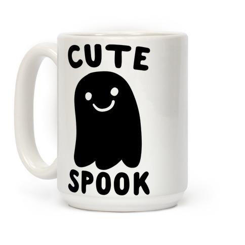 Cute Spook - Ghost Coffee Mug