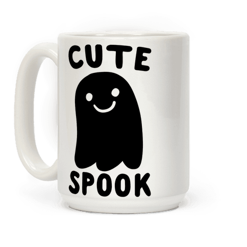 Cute Spook - Ghost Coffee Mug