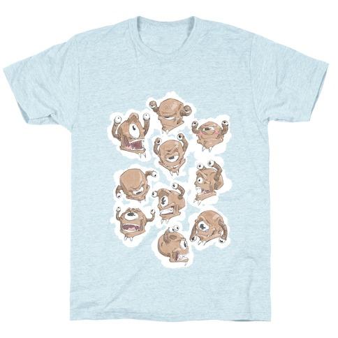 Beholder Expression Study T-Shirt