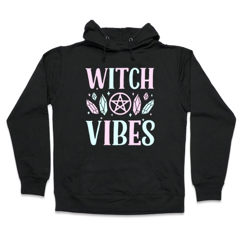 Witch Vibes Hooded Sweatshirt
