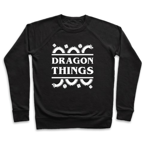 Dragon Things Pullover
