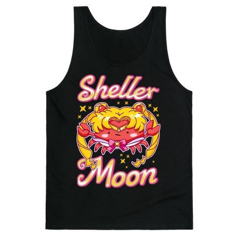 Sheller Moon Tank Top