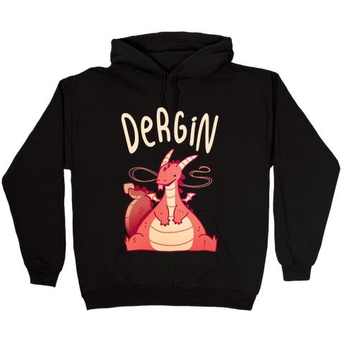 Dergin Hooded Sweatshirt