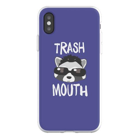 Trash Mouth Phone Flexi-Case