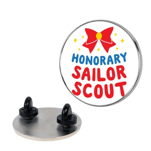 Honorary Sailor Scout Pin