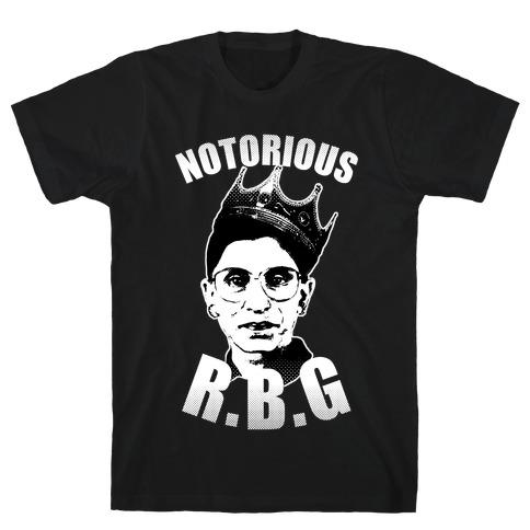 Notorious RBG (Ruth Bader Ginsburg) T-Shirt