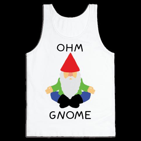 Ohm Gnome Tank Top