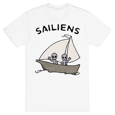 Sailiens Mens/Unisex T-Shirt