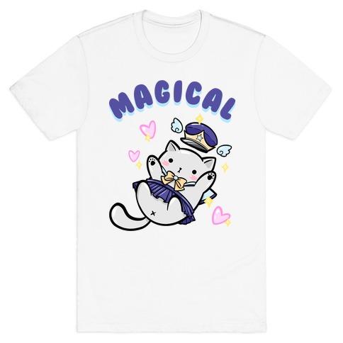 Magical Cat T-Shirt