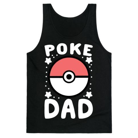 Poke Dad Tank Top