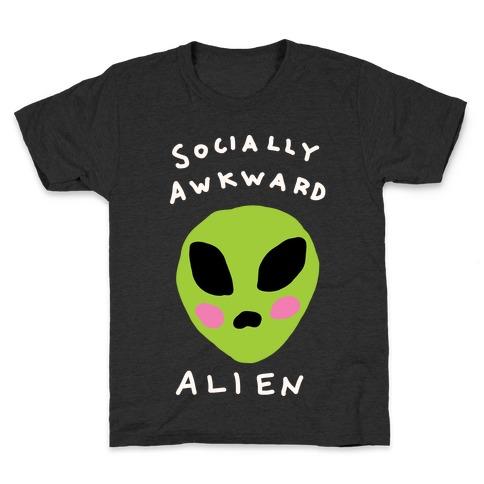 Socially Awkward Alien Kids T-Shirt