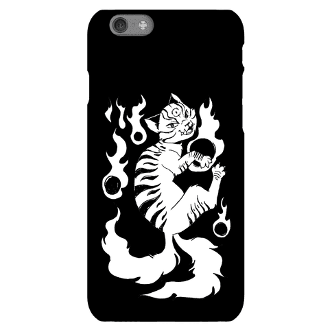 Ink Nekomata Phone Case