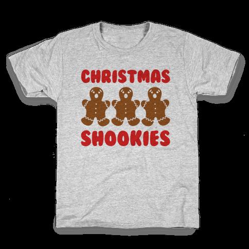 Christmas Shookies  Kids T-Shirt