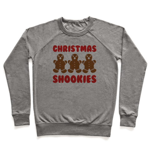 Christmas Shookies  Pullover