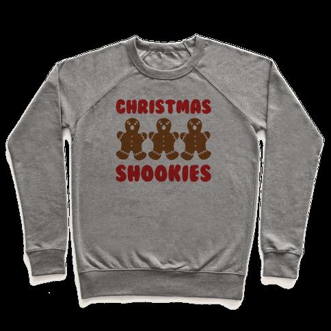 Christmas Shookies  Pullover