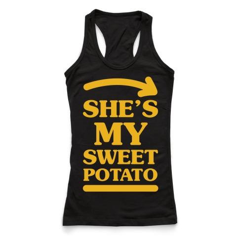 She's My Sweet Potato