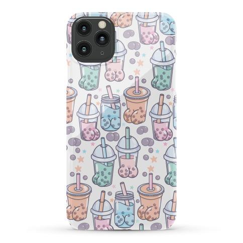 Boba Butts Pattern Phone Case