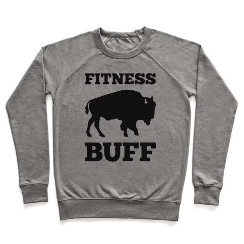Fitness Buff Pullover
