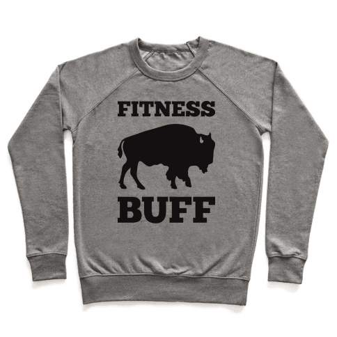 Fitness Buff Pullover