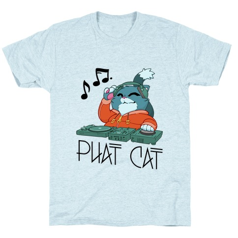 Phat Cat T-Shirt