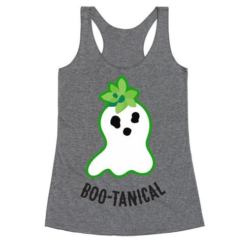 Boo-Tanical Racerback Tank Top