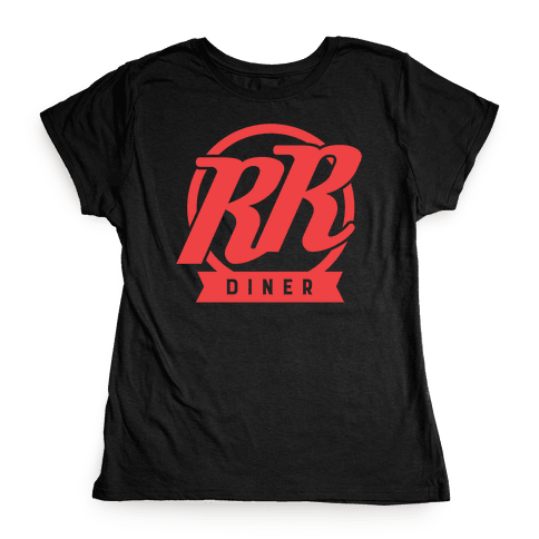 Double R Diner Logo Womens T-Shirt