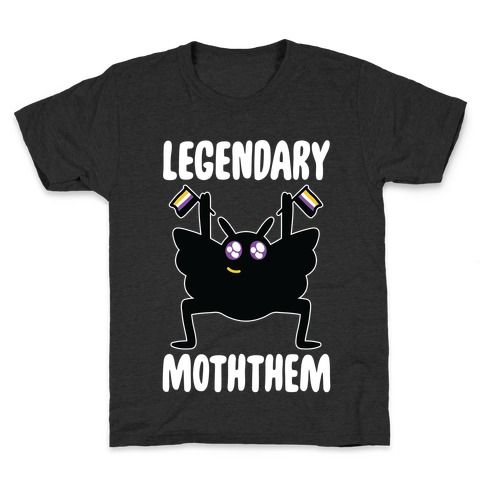 Legendary Moththem Kids T-Shirt